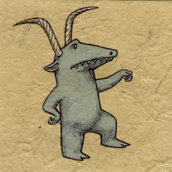 horned-creature