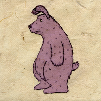 purple-dogbear