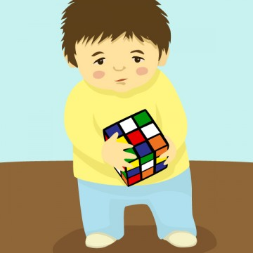 toddler-rubik's-cube