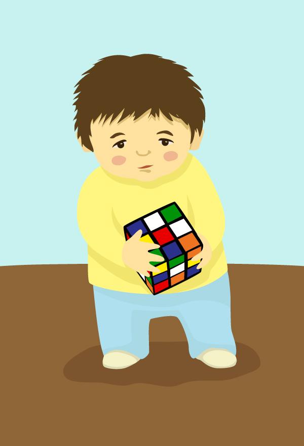 toddler-rubik's-cube